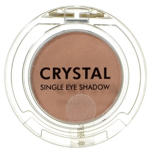 TONY MOLY Тени для век Crystal Single Eye Shadow M10 Mousse Brown bobbi brown eye shadow тени для век banana
