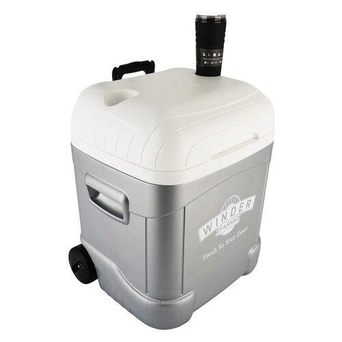 Термоэлектрический автохолодильник Igloo Ice Cube 70 Roller Winder