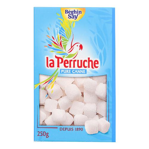 Сахар Beghin Say La Perruche тростниковый колотый 0.25 кг say hello