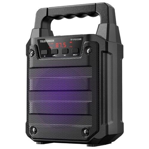 TELEFUNKEN Портативные аудиосистемы TF-PS1229B(черный)
