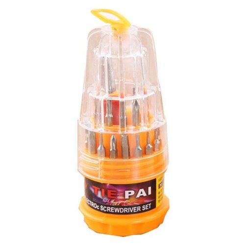 Набор бит Удачная покупка (31 предм.) GJH02 желтый зонт механика удачная покупка ys01 черный желтый