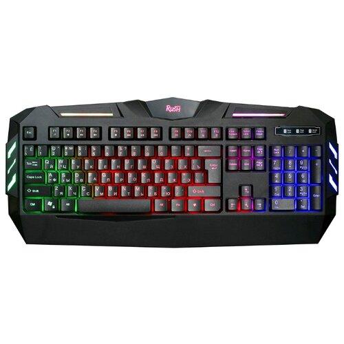 цена на Клавиатура SmartBuy Rush Interstellar Black USB