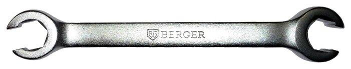 BERGER Ключ разрезной 8/10 мм BG1111