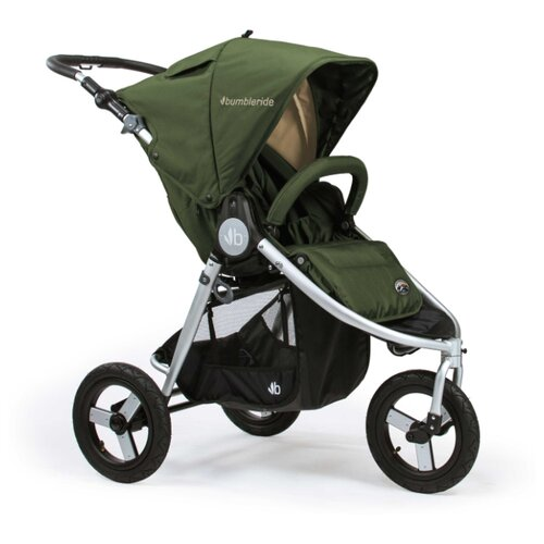 цена на Прогулочная коляска Bumbleride Indie camp green