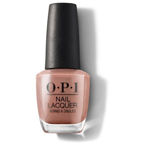 Лак OPI Nail Lacquer Lisbon, 15 мл, оттенок Made It To the Seventh Hill! opi infinite shine nail lacquer from here to eternity 15 мл