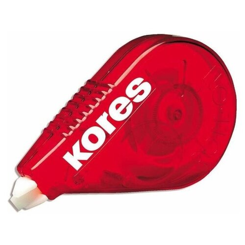 Kores Корректирующая лента 4.2 мм x 15 м красный недорого