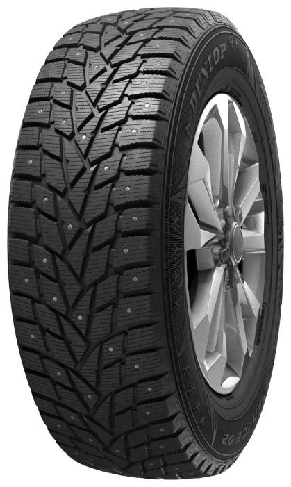 Автомобильная шина Dunlop Grandtrek Ice02 285/60 R18 116T зимняя шипованная — цены на Яндекс.Маркете