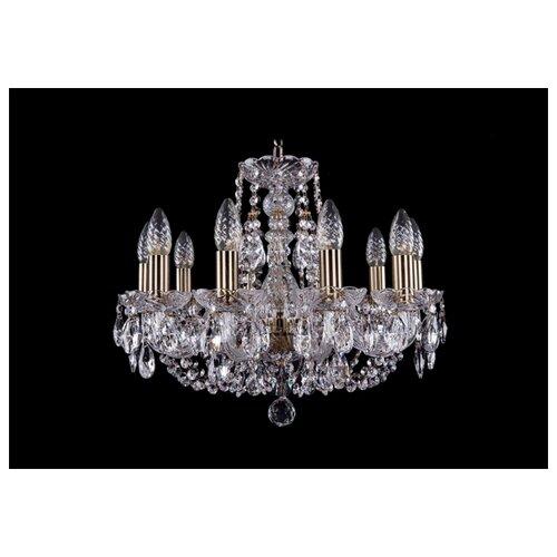 Люстра Bohemia Ivele Crystal 1406 1406/10/160/Pa, E14, 400 Вт люстра bohemia ivele crystal 1406 1406 12 300 pa