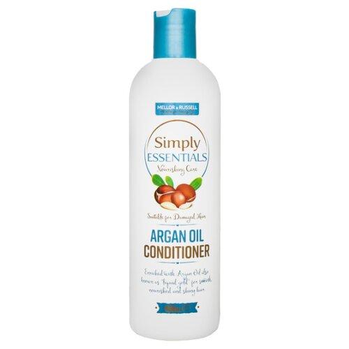 Купить Mellor & Russell кондиционер для волос Simply Essentials Argan Oil, 400 мл