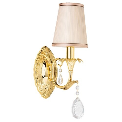 Настенный светильник Osgona Cappa 691612, 40 Вт настенный светильник osgona ricerco 693614 40 вт