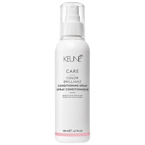 Keune Color Brillianz Кондиционер-спрей Яркость цвета для волос, 140 мл купить краску для волос keune
