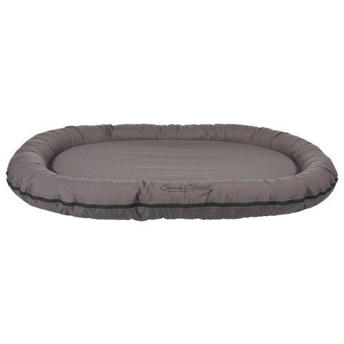 Лежак для собак TRIXIE Samoa Classic 120х95 см серый