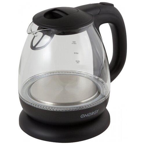 Чайник Energy E-296, черный