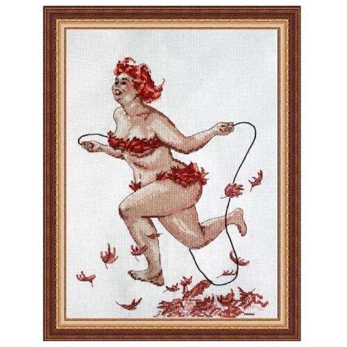 Купить Набор для вышивания Гимнастика 21 х 26 см ХД-05, NeoCraft, Наборы для вышивания