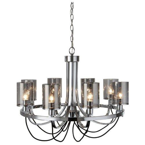 Люстра Arte Lamp Ombra A2995LM-8CC, E14, 320 Вт люстра arte lamp a1222sp 8cc