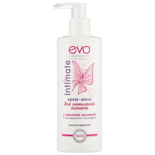 Evo Крем-мыло для интимной гигиены Intimate, 200 мл