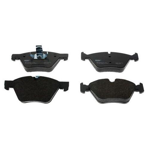 Дисковые тормозные колодки передние Ferodo FDB1773 для BMW (4 шт.) тормозные колодки дисковые kotl 1546kt