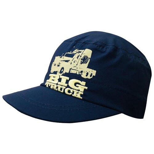 Купить Бейсболка Be Snazzy размер 56, синий, Головные уборы