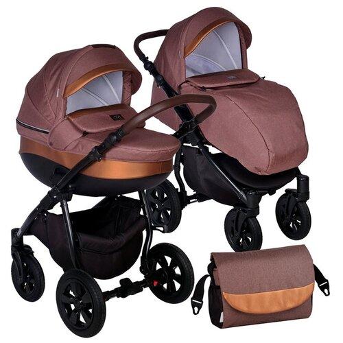 Универсальная коляска SWEET BABY Perfetto V2 (2 в 1) bronze