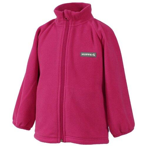 Олимпийка Huppa размер 104, 00063, fuchsia куртка huppa isla 17820020 размер 116 73320 white pattern gray