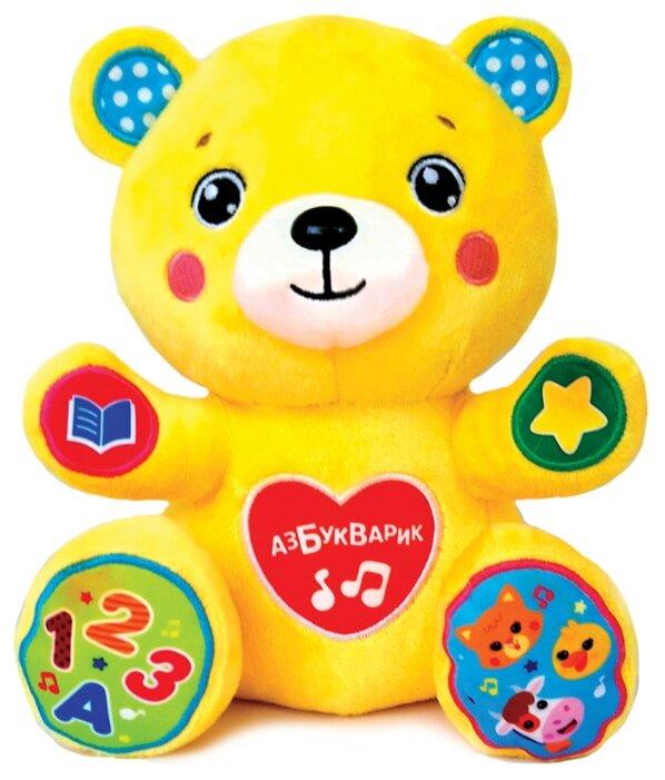 Развивающая игрушка Азбукварик Мишутка-сказочник