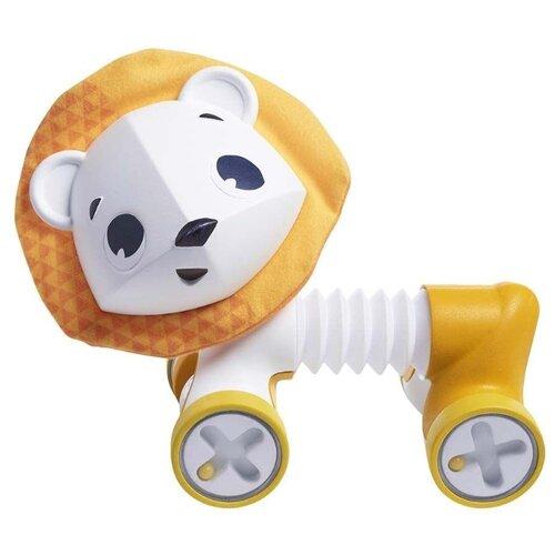 Купить Каталка-игрушка Tiny Love Леонардо оранжевый/белый, Каталки и качалки