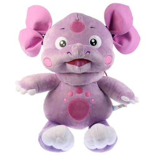 Мягкая игрушка Мульти-Пульти Лунтик и его друзья Лунтик 50 см весёлая зарядка лунтик и его друзья весёлая мозайка