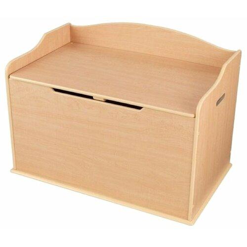 Ящик KidKraft Austin 76х46х54 см бежевый ящик для хранения kidkraft austin toy box vanilla ваниль 14958 ke