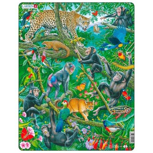 цена на Пазл Larsen Животные Африки (FH41)