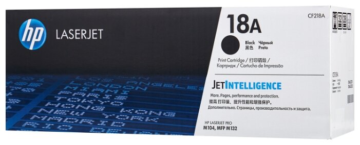 Купить Картридж HP CF218A