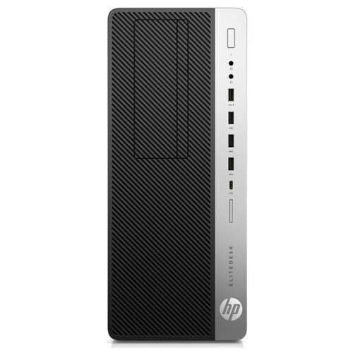 Настольный компьютер HP EliteDesk 800 G5 (7AC50EA) Mini-Tower/Intel Core i7-9700/16 ГБ/512 ГБ SSD/Intel UHD Graphics 630/Windows 10 Pro черный компьютер