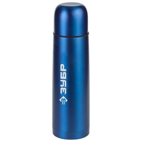 Классический термос ЗУБР Эксперт (0,5 л) синий