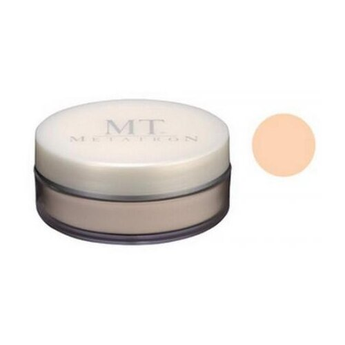Фото - MT Metatron Пудра рассыпчатая Protect UV Loose Powder SPF 10 PA+ прозрачный пудра минеральная рассыпчатая mt protect uv loose powder ochre spf10 pa пудра 8г