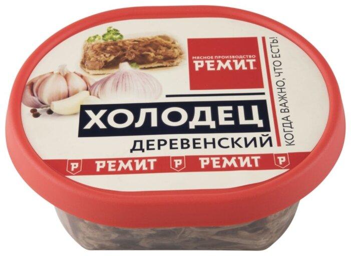 Ремит Холодец Деревенский из говядины и свинины 400 г