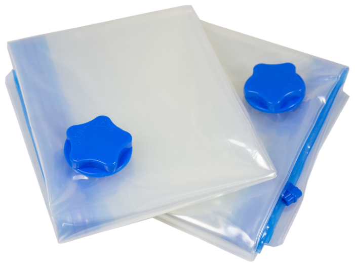 Купить Вакуумный мешок 1шт UniStor CLASP XL вакуумный пакет с клапаном размер 80x120см по низкой цене с доставкой из Яндекс.Маркета (бывший Беру)