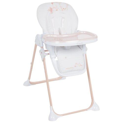 стульчик для кормления capella s 207 зеленый Стульчик для кормления Capella S-215 бежевый