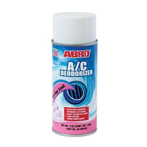 Очиститель ABRO AC-050-BG 0.14 кг баллончик очиститель abro смывка краски 0 28 кг