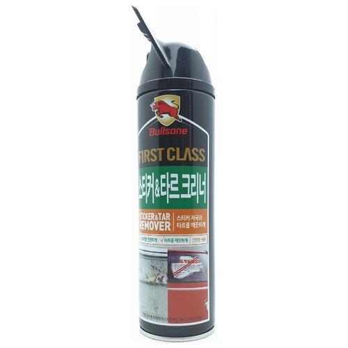 Очиститель кузова Bullsone для очистки от битума и наклеек Sticker&Tar Remover 20010001, 0.4 л