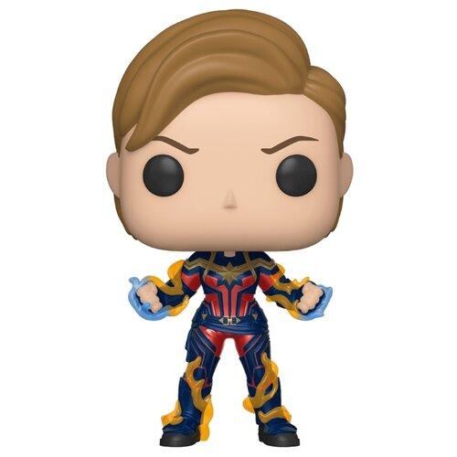 Купить Фигурка Funko POP! Marvel: Avengers Endgame: Капитан Марвел с короткой стрижкой 45143, Игровые наборы и фигурки