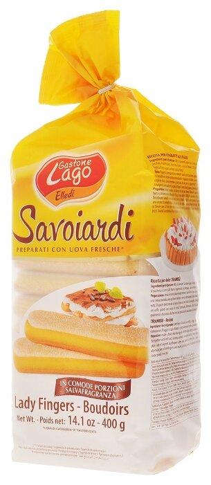 Печенье Gastone Lago Savoiardi, 400 г