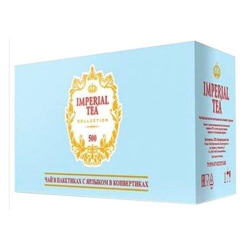 Чай зеленый Императорский чай Collection China Yunnan в пакетиках, 500 шт. чай улун императорский чай collection china oolong 120 г