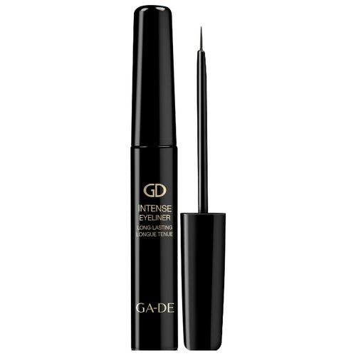 Ga-De Подводка для глаз Intense Eyeliner Long-lasting, оттенок black parisa подводка для глаз el 201 оттенок black