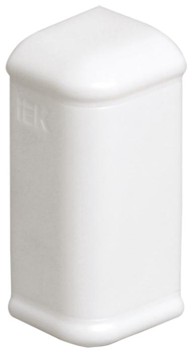 Заглушка для настенного кабель-канала IEK CKK-40D-Z-080-040-K01