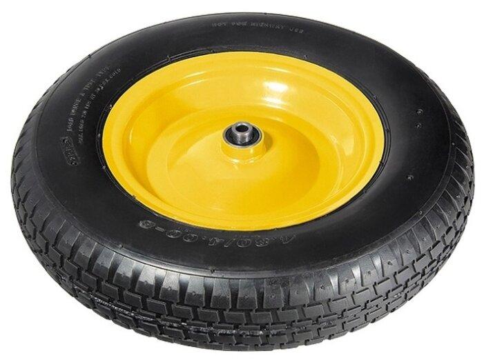 Купить Колесо для тачки PALISAD пневматическое (68946) 380 мм по низкой цене с доставкой из Яндекс.Маркета