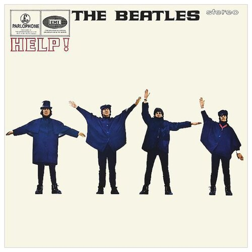 The Beatles. Help! Original Recording Remastered (LP)