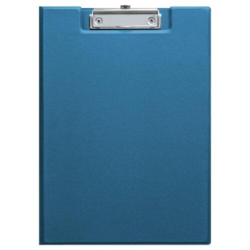 Купить OfficeSpace Папка-планшет с зажимом А4, ПВХ синий, Файлы и папки