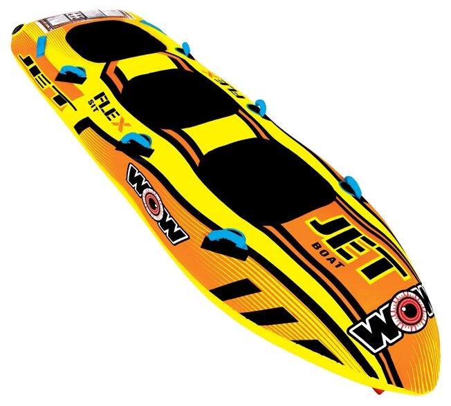 Буксируемый баллон WOW Jet Boat 3
