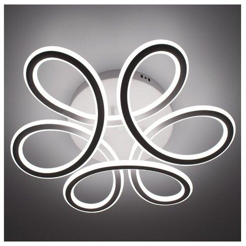 Фото - Светильник светодиодный Estares Volna Slim Double 85W 3R, LED, 85 Вт светильник управляемый светодиодный estares geometria bulb