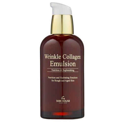 Эмульсия The Skin House Wrinkle System Wrinkle Collagen Emulsion для лица, 130 мл цена 2017