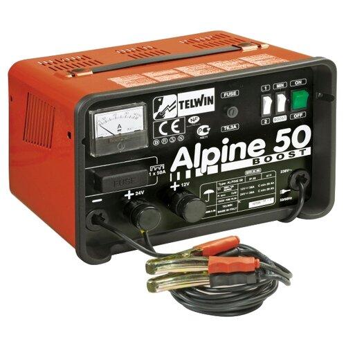 цена на Зарядное устройство Telwin Alpine 50 Boost красный